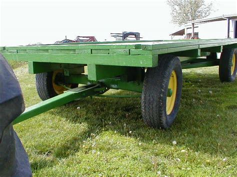 Hay Racks For Sale by Green Painted Wood Deck Hay Rack Wagon For Sale