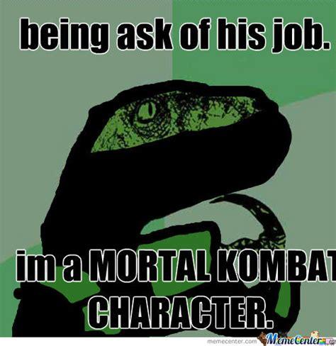 Reptile Memes - mortal kombat lvl reptile by mutschenqu meme center