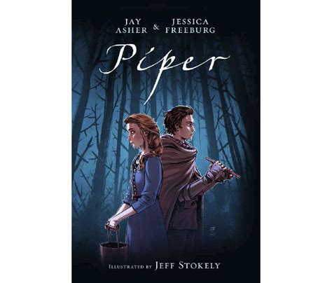 Piper Graphic Novel Asher Freeburg Jeff new graphic novel piper plays a tune