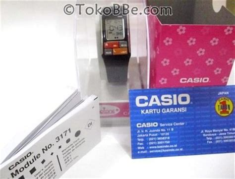 Casio Poptone Ldf 50 1 Original Garansi Resmi 1 Tahun jam tangan casio casio ldf 50 original eceran grosir jam