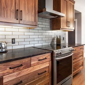 black walnut kitchen cabinets black walnut superior cabinets