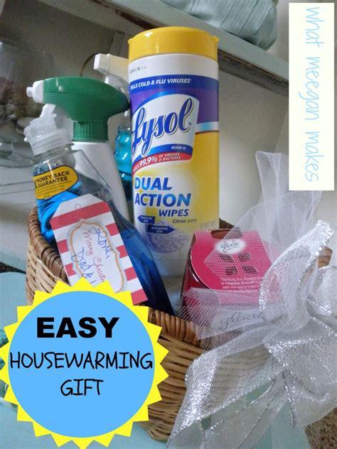 Housewarming Gifts Easy Housewarming Gift | easy housewarming gift