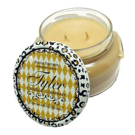 tyler candle 3oz cowboy tyler candles cinnabuns scented 3 wick candle 22 oz
