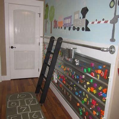 magnet board kids play kid spaces pinterest