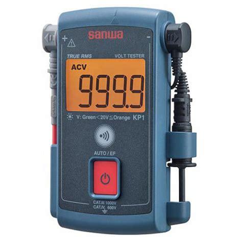 Dcm60r Sanwa Digital Cl Meter dealer sanwa indonesia meter digital