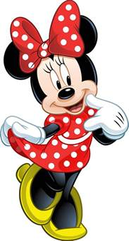 minnie mouse bow png clipart