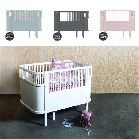 Kinderbett Ausziehbar by Sebra Bett Babybett Kinderbett Oval Ausziehbar