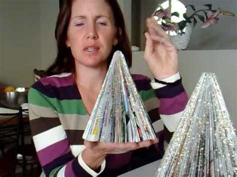 christmas craft magazine christmas tree youtube