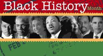 February is black history month join us for a special story time and