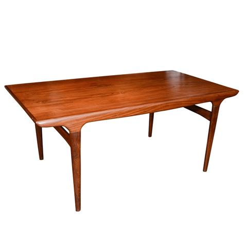 mid century dining table furniture