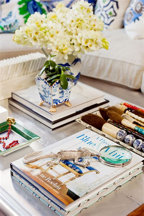 Coffee Table Styling | waiting on martha