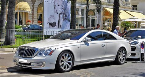maybach 57s coupe by xenatec mercedesheritage