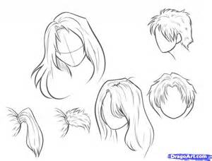 step by step hairstyles to draw how to draw hairstyles drawing pencil