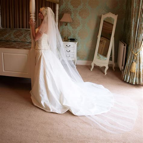 ivory and co vermont veil bridal jewellery