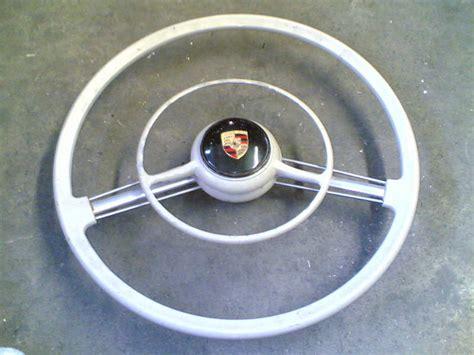 Porsche 356 Lenkrad by 356 Original Steering Wheel Pelican Parts Technical Bbs