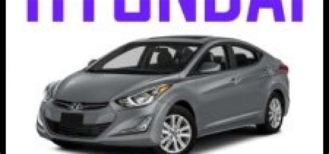 10 things to about hyundai accent 2015 guide