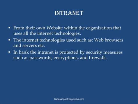 Firewall In Cyber Security For Mba by Management Information System Mis Mba Ppt