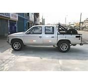Camioneta Nissan Doble Cabina