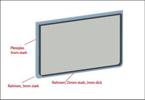 Plexiglasfenster Mit Rahmen by Heckfenster F 252 R 79er Pan Seite 2 Eriba Touring Club Forum