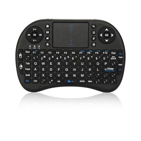 miniature wireless wireless usb mini keyboard with touchpad