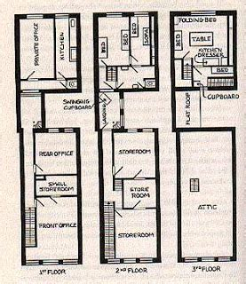floor plan of the secret annex maps pictures the netherlands