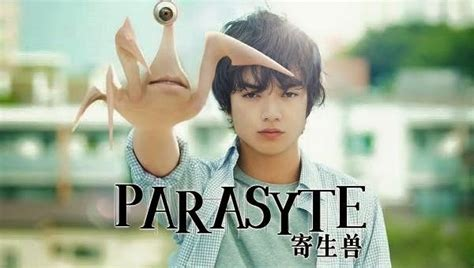 film remaja action movie review parasyte live action