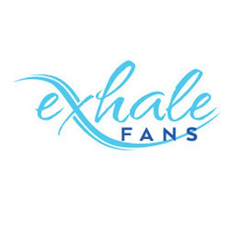 exhale fan review exhale fans first truly bladeless ceiling fan
