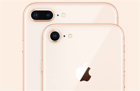 apple launches iphone 8 and iphone 8 plus faster processor wireless charging better cameras