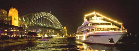 2018 nye cruises on sydney harbour