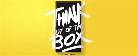 Think Out The Box a for thinking inside the box startupnation