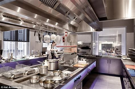 hotel kitchen design bet there are no escape tunnels here notorious dutch