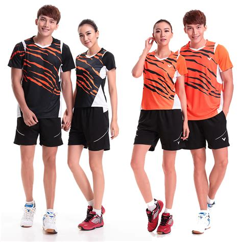 Sportwear Set malaysia national team badminton sportswear set t shirt shorts t5503 badminton