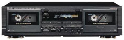 denon cassette deck denon drw840 stereo cassette deck gearsourceeurope