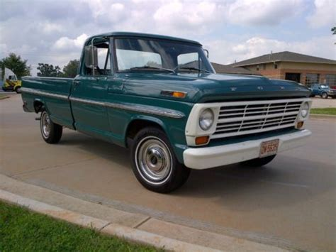 truck bed cers for sale purchase used 1968 ford f 100 pickup styleside long bed