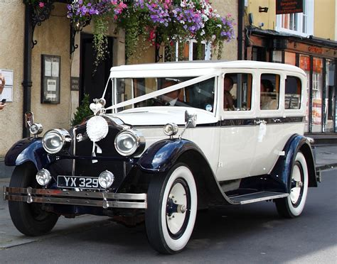 Wedding Car Yeovil by Somerset Day On 11 May