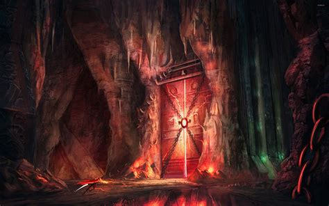 helle of abandoned gates of hell something in the water