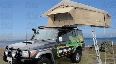 Ironman Side Awning by Ironman 4x4 Roof Top Tent 4x4 Accessories