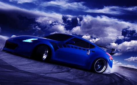 nissan 370z drift wallpaper nissan 370z drifting by turkiye2009 on deviantart
