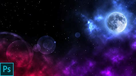 photoshop pattern nebula how to create a synthetic cosmic starfield in photoshop
