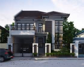2 Storey House Design by Minimalist Two Story Home Designs Design Architecture