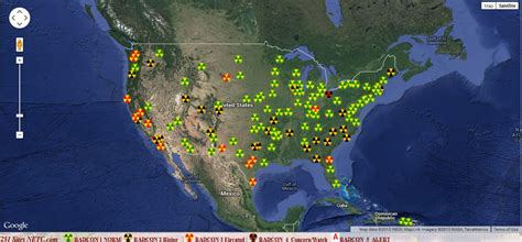 fukushima radiation map 28 signs that the west coast is being absolutely fried with nuclear radiation from fukushima