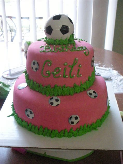 Soccer Birthday Cake soccer birthday cake cakecentral
