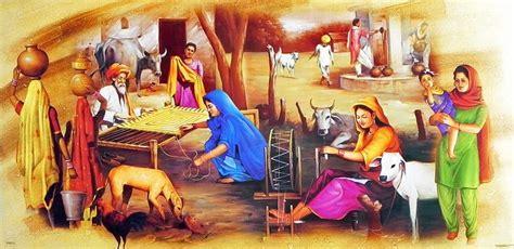 punjabi in punjab of a punjabi