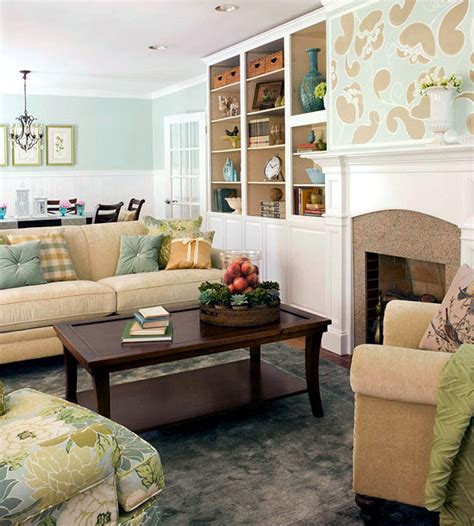 wallpaper accent wall for creative living room ideas creative wall design in the living room ideas for
