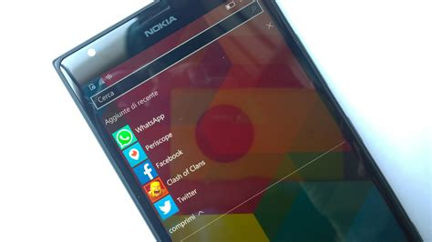 windows mobile su android il sottosistema android castrato in windows 10 mobile