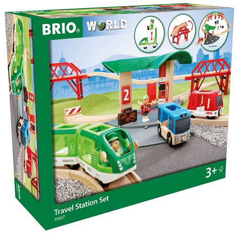 Brio Set brio railway set range of wooden sets children