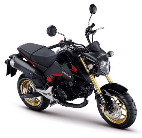 black honda motorcycle ap honda launches new honda msx125 under clutching my