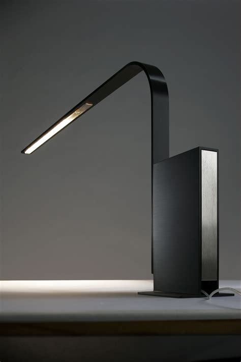 Led Stainless Steel Touch Table Lanterns Aa Sj010 lim table l led black by design house stockholm