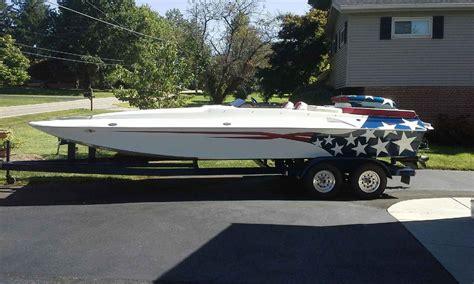 bullet fiberglass boats wyatt performance tunnel hull bullet boat for sale from usa
