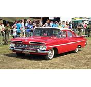 1959 Chevrolet Biscayne  Information And Photos MOMENTcar